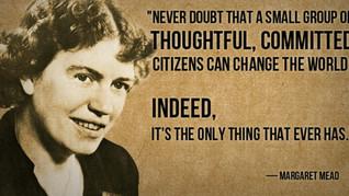 Podcast Musings... Feminist Anthropology & Margaret Mead