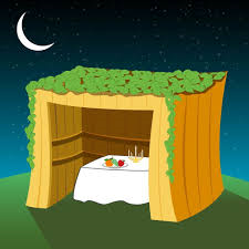 To stay in the sukkah