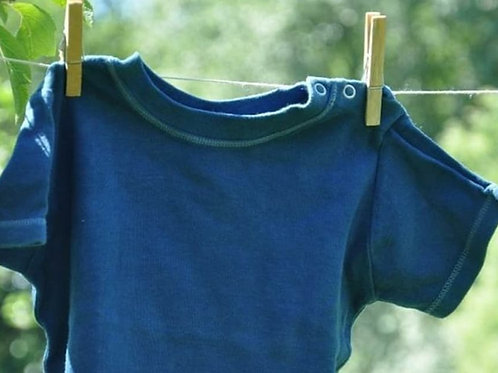 T-shirt coton bio 12-18 mois