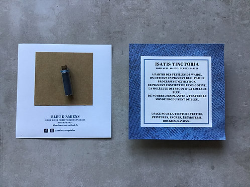 Mini flacon de pigment