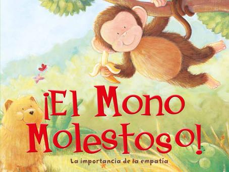 """EL MONO MOLESTOSO"""