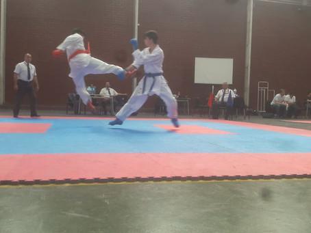 Destacada participación del Taller de Karate de nuestro liceo