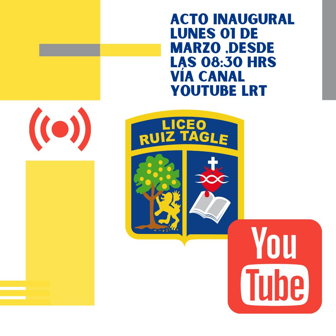 ACTO INAUGURAL VÍA CANAL YOUTUBE LRT.pn