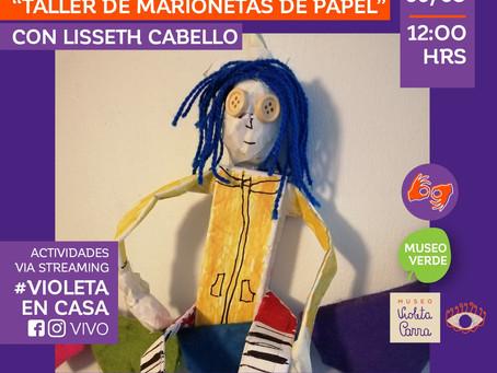 MUSEO VIOLETA PARRA INVITA