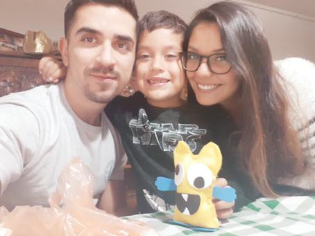 FAMILIAS LECTORAS DE ESTA SEMANA