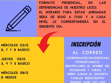 CONVIVENCIA ESCOLAR INVITA