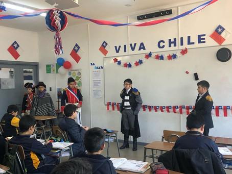INTERVENCIONES DE PERSONAJES DE LA HISTORIA