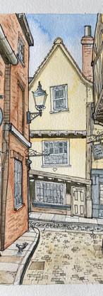 4.Little Shambles.York