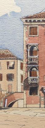 Campo dei Frari. Venice