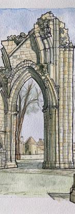 9.St Marys Abbey 2.York
