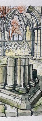 7.St Marys Abbey 1.York