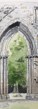 St Mary's Abbey York