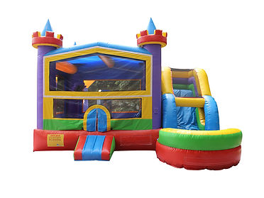Niagara bouncy castle