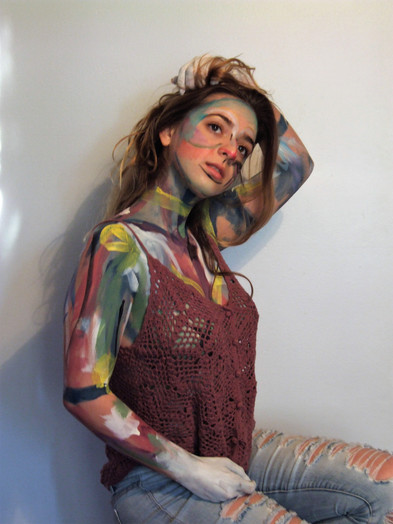 Painted on Beauty