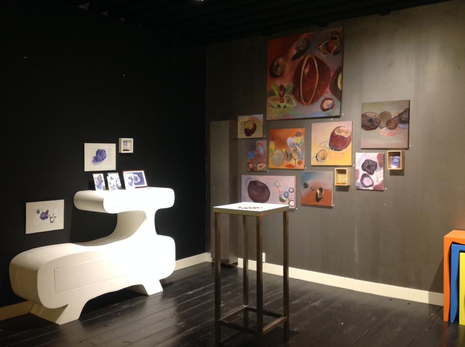 exhibition with erik van der heg (heggdesign)