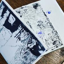 "artistbook ""spoorboekje"""