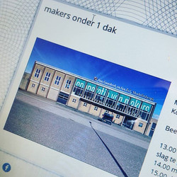 coöperatie van makers group exhibition