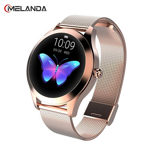 Smart Watch for Women IP68 Waterproof Bluetooth Fitness Tracker iPhone  Android
