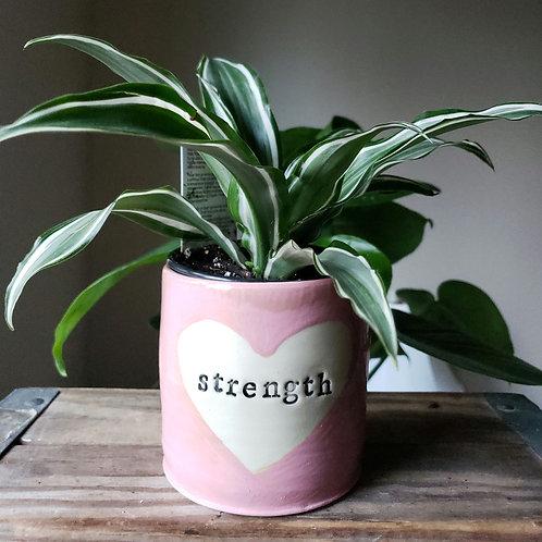 STRENGTH: Faith Pot