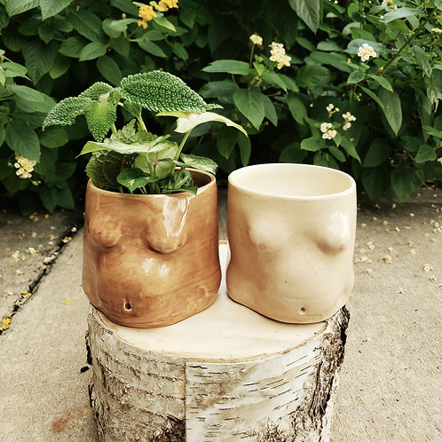 MOMMY TO BE: PLANT POTS