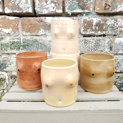 SELF LOVE AND CARE: PLANT POTS