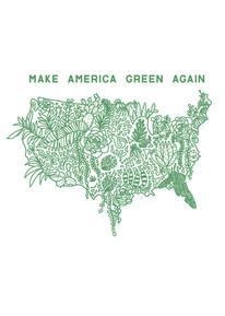 MAGA t shirt green.jpg