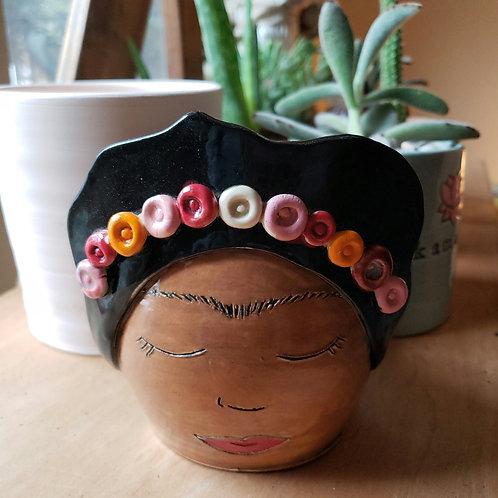 FRIDA KAHLO Floral Crown