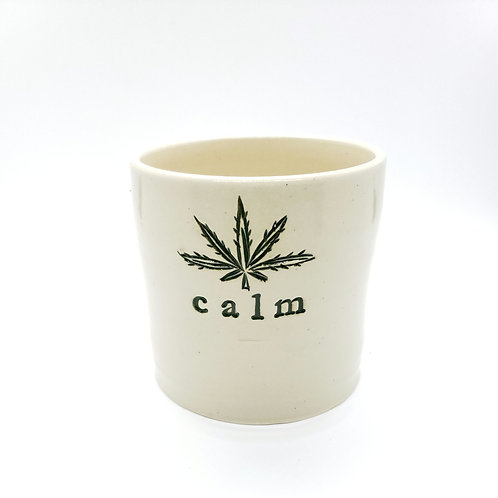 Calm The F**K Down Pot ( Exactly!)