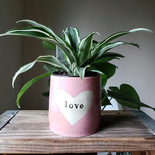 LOVE: Faith Pot