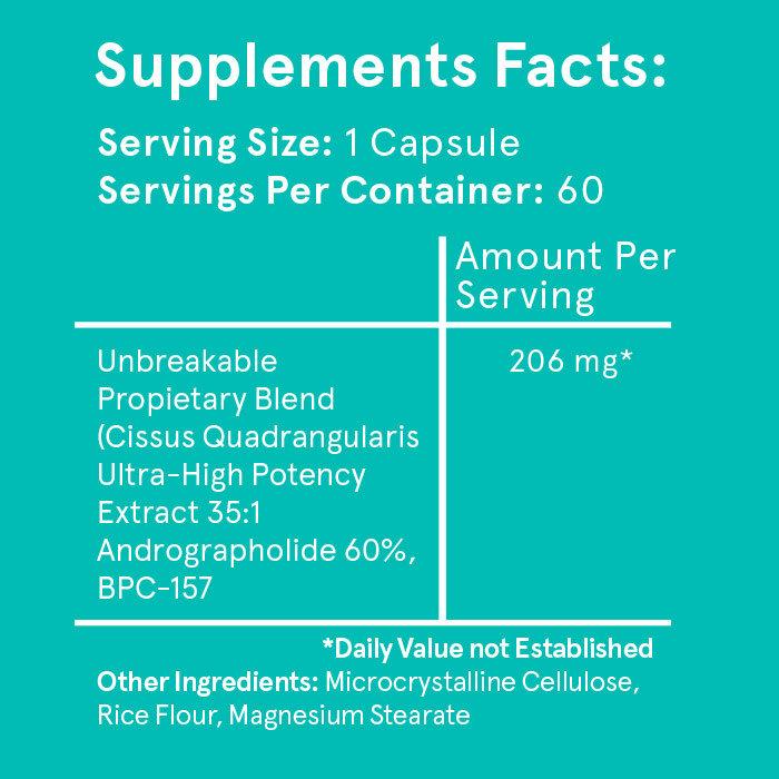 Buy Hydrapharm Unbreakable | Amazing regenerative capabilities