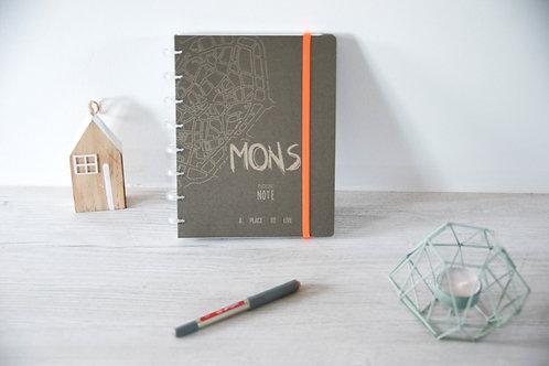 Carnet de notes Montois