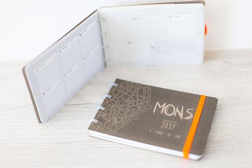 Agenda Montois 2017 - Petit Format