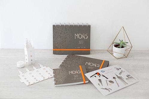 Agenda Montois 2017 - Grand Format
