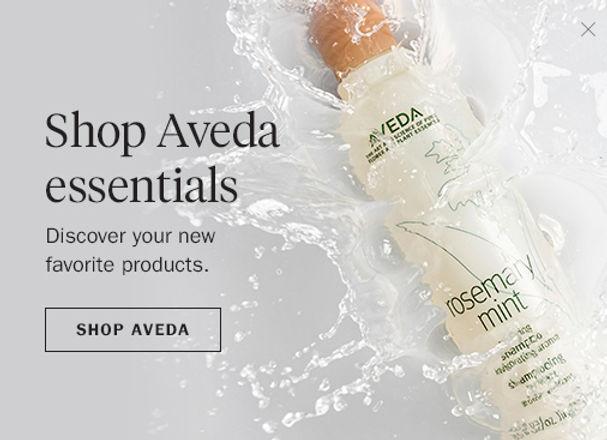 Shop Aveda