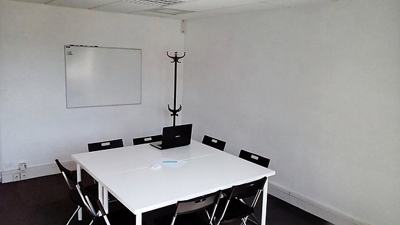 Salle de réunion de 5 à 50 pers