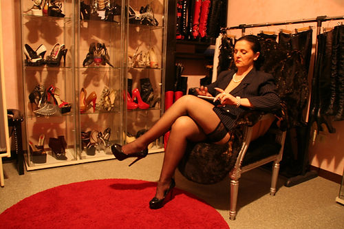 Luxury Fetish Lady Mistress a Brescia Ve