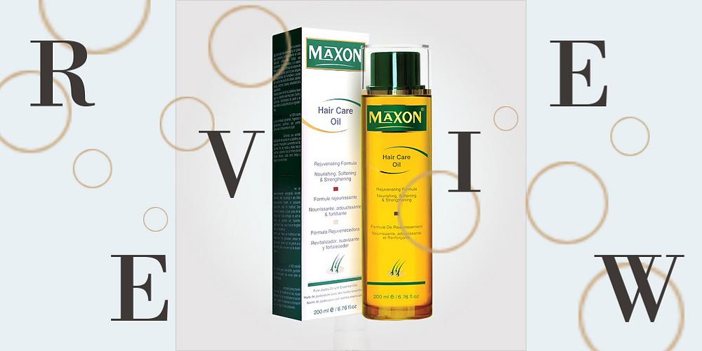 تجربتي مع زيت Maxon لعلاج تساقط الشعر