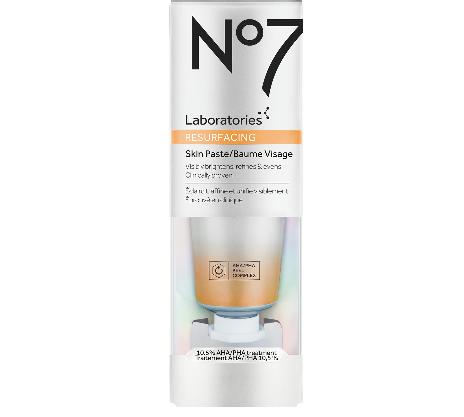 No7 Laboratories Resurfacing Skin Pa