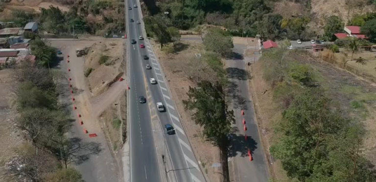 Puente Virrilla RN32, proyecto gerenciado por UNOPS