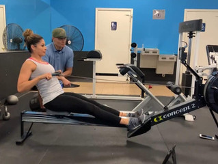 Burn More Calories with the Rowing Machine