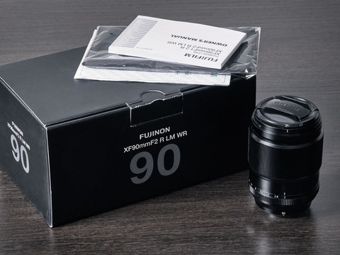 Идеальный портретник. Обзор Fujinon XF90mm F2 R LM WR.