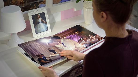 Свадебные фотокниги в Кирове