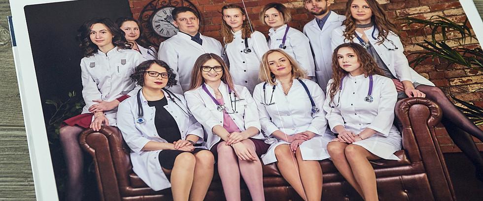 Выпускные альбомы в Кирове