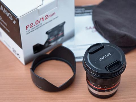 Обзор Samyang 12 мм F/2.0 ED AS NCS CS для Fujifilm.