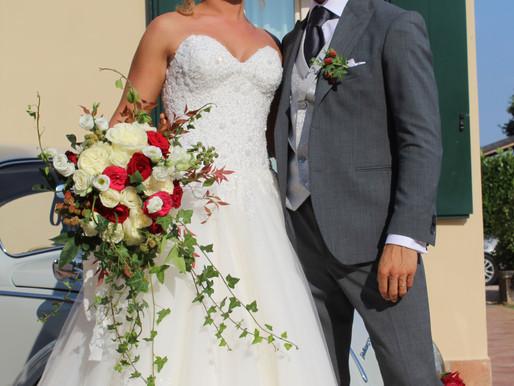 wedding stories: giulia e maicol