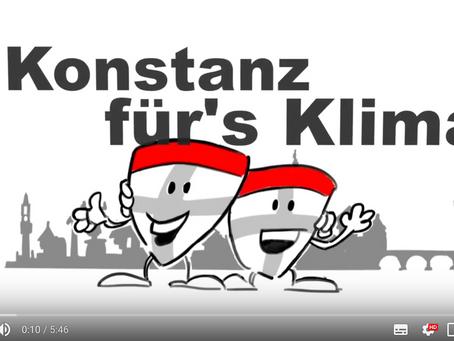 Konstanz für's Klima