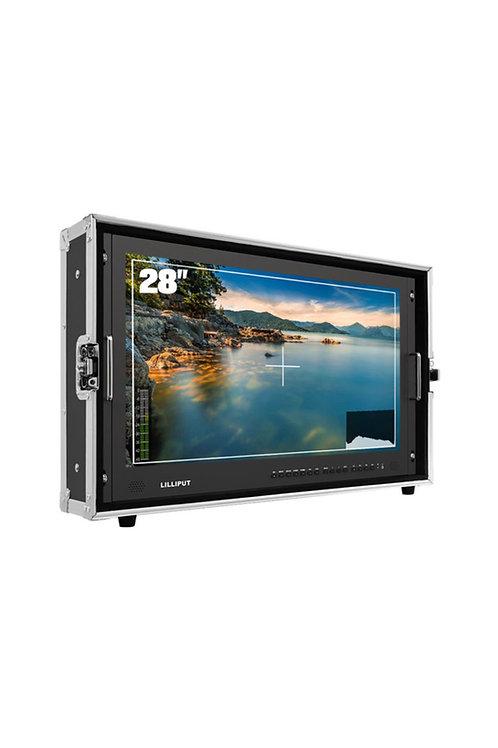 "Lilliput 28"" -4K Carry-On 4K Monitor"