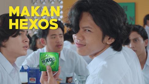 Hexos - Pantun