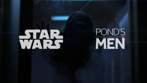 Star Wars x Ponds Men