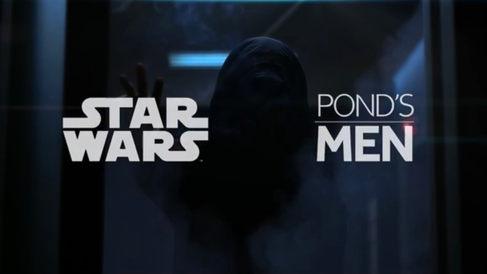 Star Wars x Ponds Men
